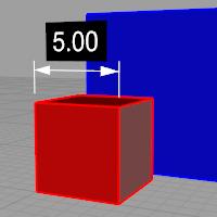 Dimension Styles properties | Rhino 3-D modeling