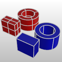 Extrude commands   Rhino 3-D modeling