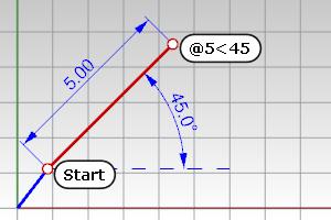 Rhino 3d - Comment couper un angle a 45 degres ...