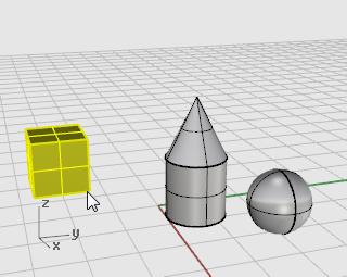 Transforms - Move, Copy, Rotate, Scale