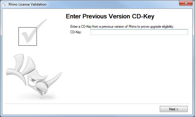 rhino free license key