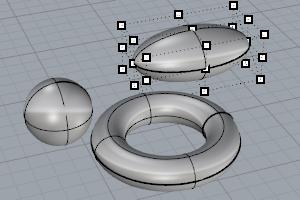 Create solids   Rhino 3-D modeling